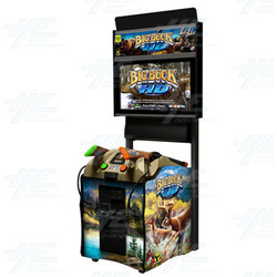 "Big Buck HD Dedicated 32"" Arcade Machine"