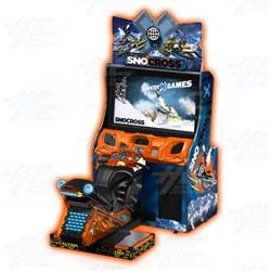 Sno Cross Arcade Riding Machine