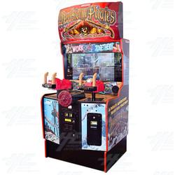 Deadstorm Pirates Upright SD Arcade Machine