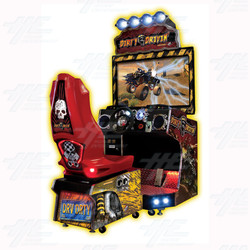 Dirty Drivin' Arcade Driving Machine