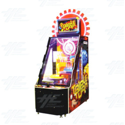 Triple Turn Redemption Arcade Machine
