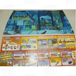 Sega Tetris Header Set