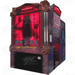 Dark Escape 4D Arcade Machine