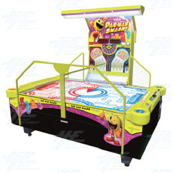 Pacman Smash Air Hockey Machine