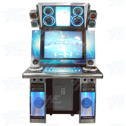 EZ2DJ Azure Expression Arcade Machine