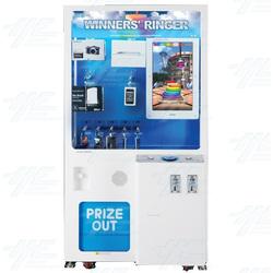 Winners' Ringer Prize Redemption Arcade Machine
