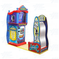 House of Mirrors Photo Arcade Machine