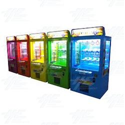 Key Master Color Arcade Machine
