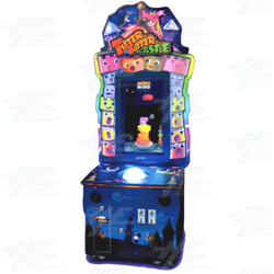 Teeter Totter Castle Arcade Machine