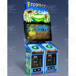 Frogger Ticket Redemption Machine