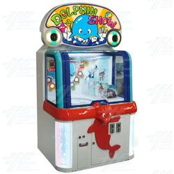Dolphin Show Arcade Machine