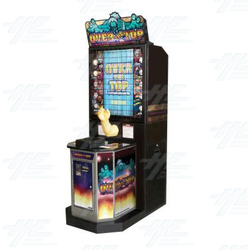 Over The Top Arm Wrestling Arcade Machine