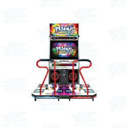 Pump it Up: Fiesta 2 2013 CX Arcade Machine