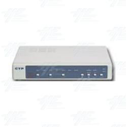 Worldwide super Multi-system Converter with TBC/GENLOCK (CDM-830T-BNC)