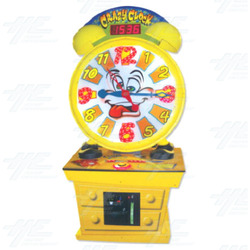 Crazy Clock Arcade Machine