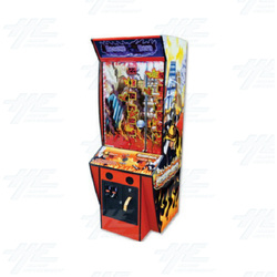 Rescue Hero Arcade Machine