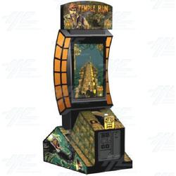 Temple Run Ticket Redemption Machine