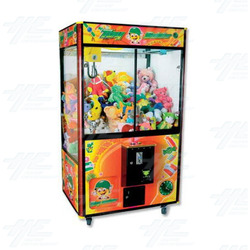 "Toy Soldier Jumbo 46"" Crane Machine"