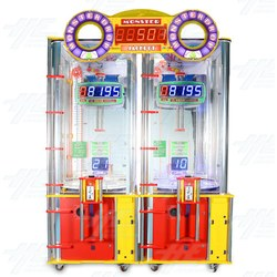Monster Drop Ticket Redemption Machine