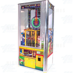 Trap Door Prize Machine