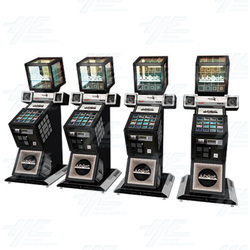 Jubeat Saucer Music Arcade Machine