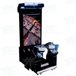 Groove Coaster Arcade Machine - Video Games - Arcade Machines