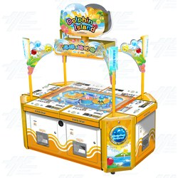 Dolphin Island Redemption Machine 6 Player