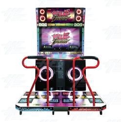 "Pump It Up: Infinity 50"" TX Arcade Machine"