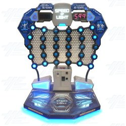 Speed of Light Arcade Machine