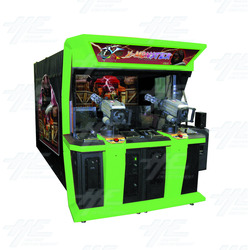 X-Monster Arcade Machine