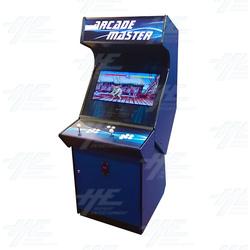 Arcade Master 26 Inch Upright Arcade Cabinet (Showroom Model)