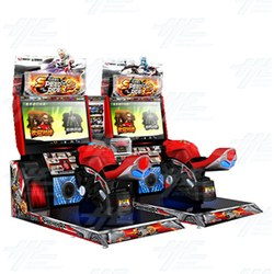 Speed Rider 2 Arcade Machine