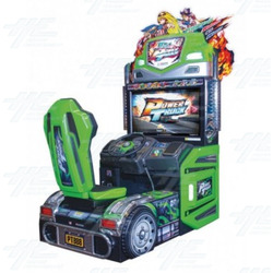 Power Truck Arcade Machine