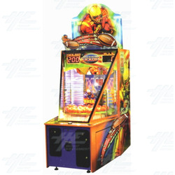 Goal Line Rush Redemption Arcade Machine