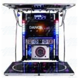 Dance Core Rhythm and Music Arcade Machine