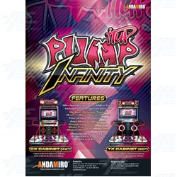 Pump It Up Infinity 2013 HDD Software Upgrade Kit