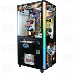 Alien Attack Prize Machine