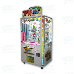 Push Me Out Prize Machine