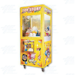 Toy Story Crane Machine