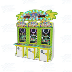 Naughty Household Video Redemption Arcade Machine