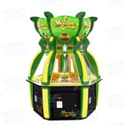 Vegetable Garden Coin Pusher Arcade Machine