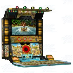 Joyful Adventure Island Kinect Arcade Machine