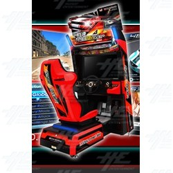 Speed Driver 4 - World Fever Arcade Driving Machine