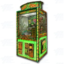 Jackpot Jungle Ticket Redemption Machine