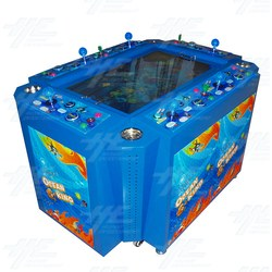 Ocean King English Version 32inch 6 Player Arcade Machine (located in China)