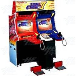 Time Crisis 2 SD Twin Arcade Machine