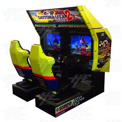 Daytona 2 USA Twin Driving Arcade Machine (project only)