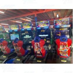 Mario Kart 2 Arcade Driving Machine - Japanese Original Machine