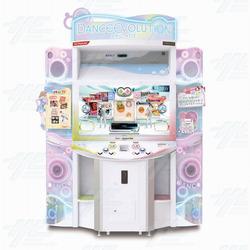 Dance Evolution Arcade Machine
