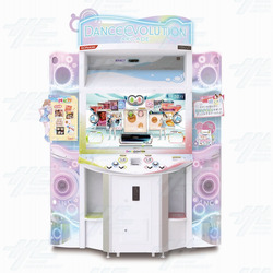 Dance Evolution Arcade Machine (Offline Model)